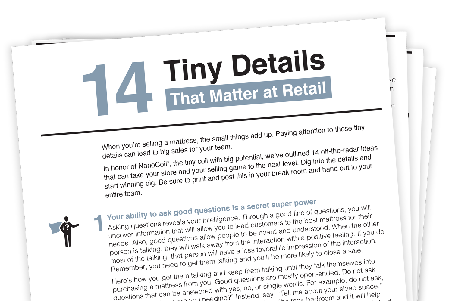 14 Tiny Details That Matter at Retail